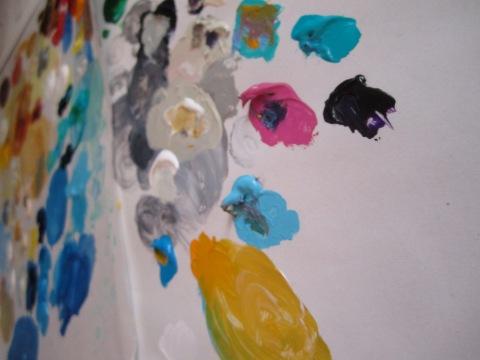 June sees palette