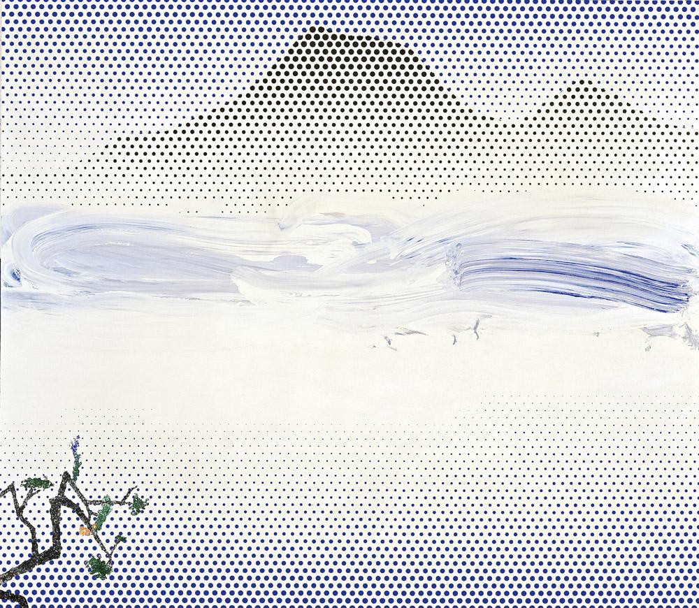 Lichtenstein_LandscapeInFog_1996