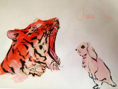 tiger-rabbit-roar