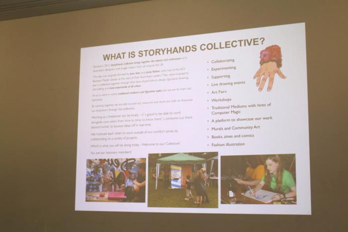 StoryHands Powerpoint Presentation