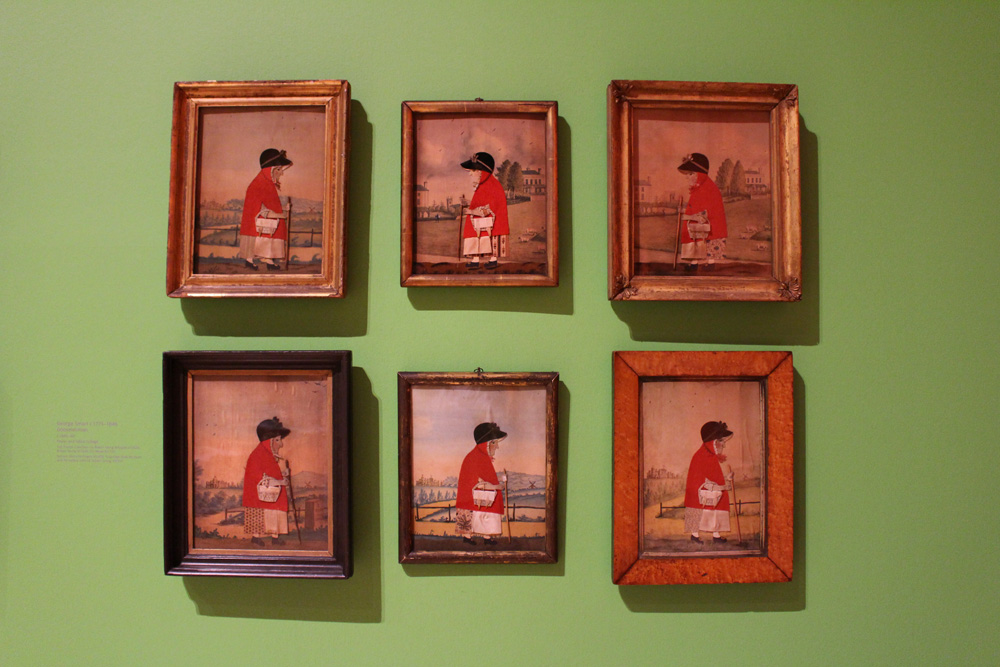 George Smart, Goosewoman (Wall showing variation of Goosewoman)