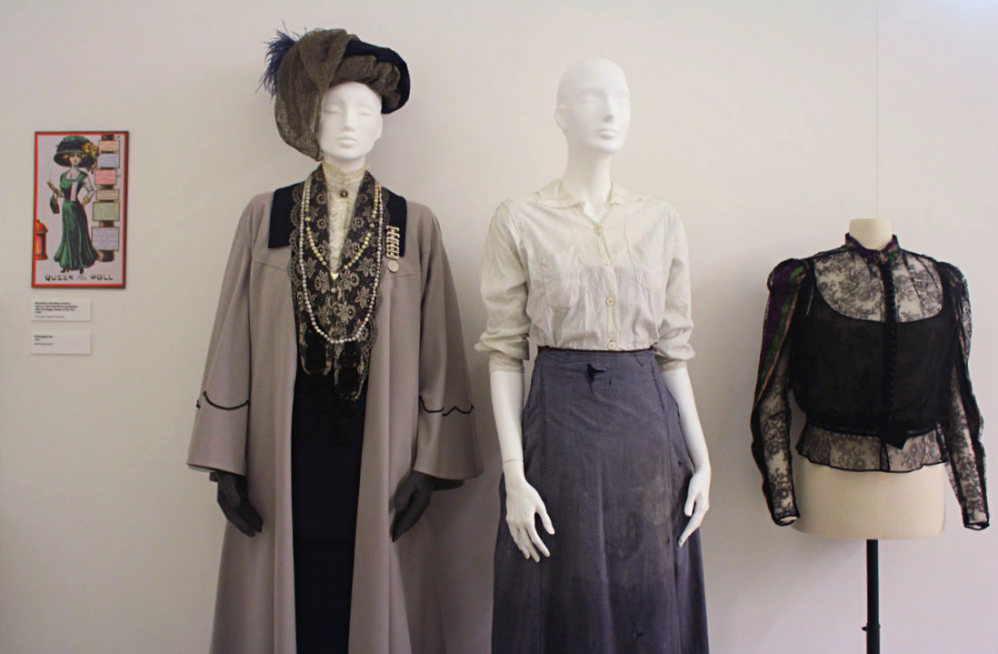 WOMEN FASHION POWER Exhibition at the Design Museum. How ...