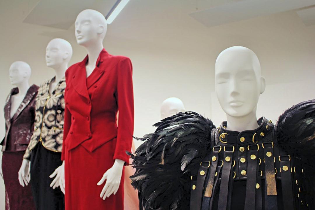 Women Fashion Power exhibition at Design Musem.jpg
