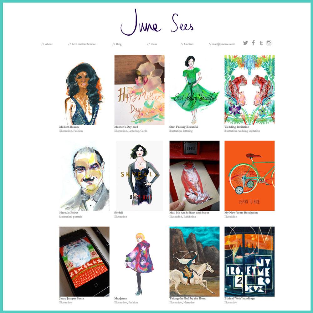 screenshot-junesees.com-green-border