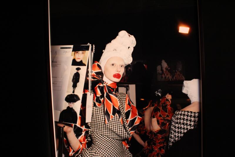 horn of plenty fashion nick waplington alexander mcqueen tate britain 2015