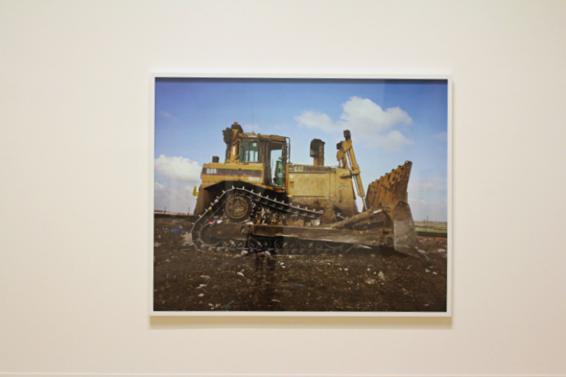 bulldozer nick waplington alexander mcqueen tate britain 2015