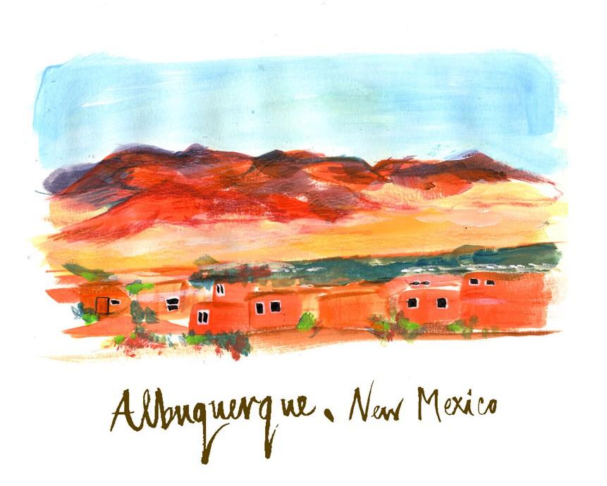 Abuquerque, New Mexico